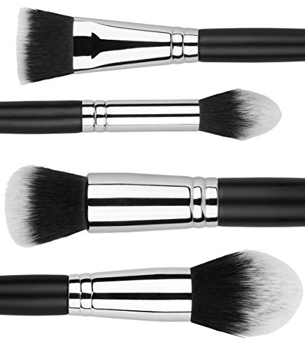 315303521375 Makeup Brush Set by Zarii Cosmetics Professional Essentials - Import ...