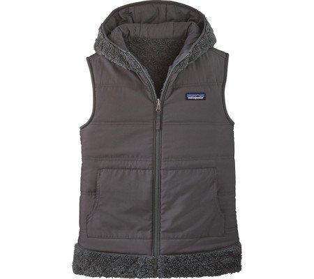 セットアップ想像力豊かな印象(パタゴニア) patagonia W's Los Gatos Hooded Vest 25221 Forge Grey (FGE) XS
