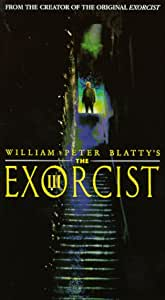 The Exorcist III [VHS]