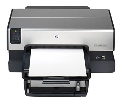 HP Deskjet 6500/6540dt Color Inkjet Printer Impresora de ...