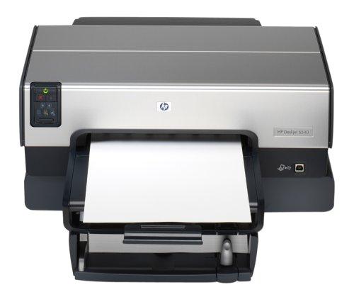 HP DeskJet 6540dt Color Printer