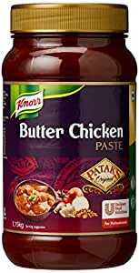 Knorr Patak's Butter Chicken Paste, 1.15 kg