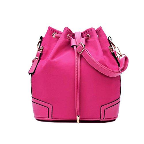 Tres Conjuntos Elegante Versátil Ocio Conveniente Bolsas Pink