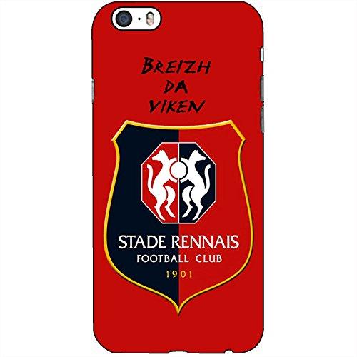 Coque Apple Iphone 6-6s - Stade Rennais