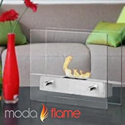 Moda Flame Ibiza Table Top Ethanol Fireplace