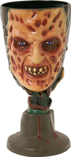 Nightmare on Elm Street Freddy Krueger Drinking Party Goblet ()