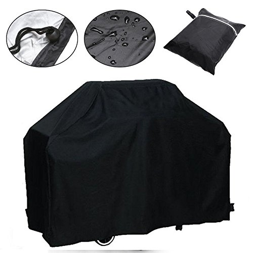 StillCool Grill Cover Outdoor Waterproof Dustproof UV Protection BBQ Covers for Weber, Brinkmann, Char Broil, Holland and Jenn Air