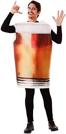 Disfraz de Pinta de Cerveza para adultos: Amazon.es: Juguetes y juegos