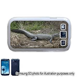 Alligator Gator Photo #2 Samsung Galaxy S3 i9300 Case Cover Skin White