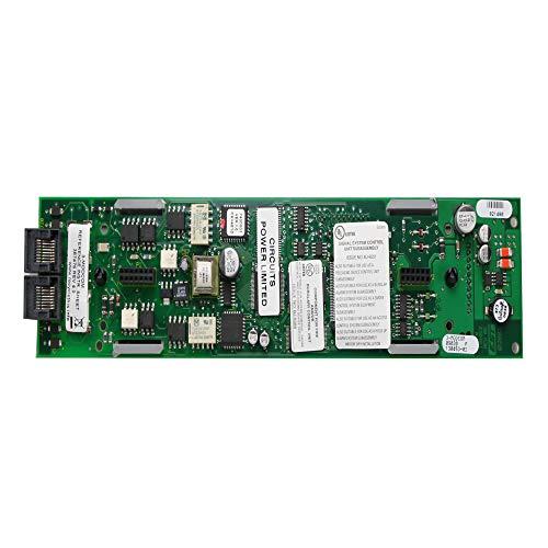 Est Edwards 3-Modcom Modem Dialer Communicator Dact Module Digital Alarm Communication Transmitter