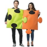 Puzzle Pieces Couple Costume - ST