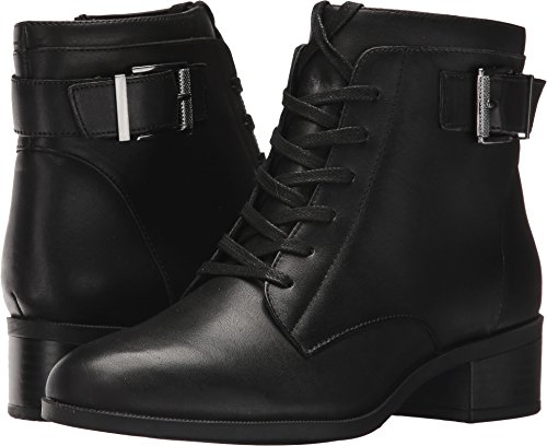 Bandolino Women's Biagio Combat Boot, Black, 9.5 M ()