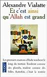 Et c'est ainsi qu'Allah est grand par Alexandre