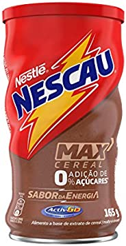Achocolatado em Pó, Nescau, Max, 165g