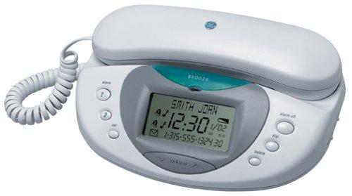 UPC 044319292916, GE 29291 Bedroom Clock Radio Phone