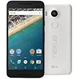 "LG Nexus 5X H791 32GB Memory Unlocked GSM Smart Phone, 5.2"" Quartz White"