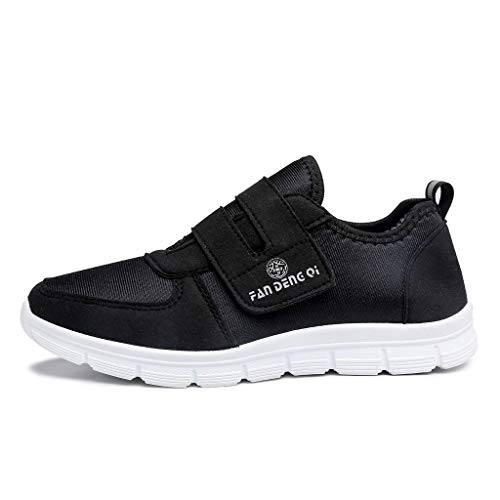 ANJUNIE Sneakers for Women, Leisure Breathable Flat Shoe Mesh Outdoor Fitness Running Sport Shoes