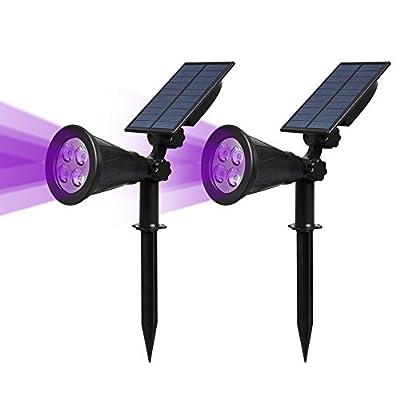 T-SUN 4 LED Landscape Spot Lights