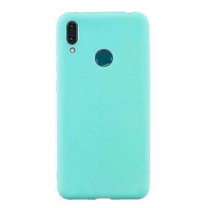 Amazon.com: Carcasa para Huawei Y7 (2019), SHUNDA Ultra Slim ...