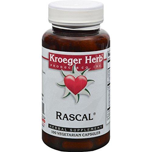 Kroeger Herb Rascal - 100 Capsules (Rascal 100 Capsules)