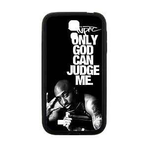 YYYT Tupac Shakur Phone Case for Samsung Galaxy S4