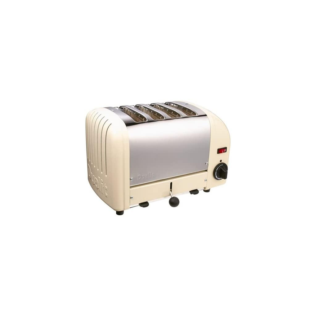 Dualit 4 Slice Toaster Cream