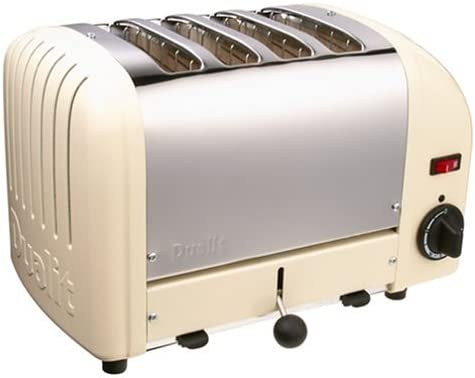 Dualit 4 Slice Toaster Cream