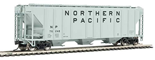 - Walthers HO Scale 54' PS2 4427 Covered Hopper Northern Pacific/NP #76248