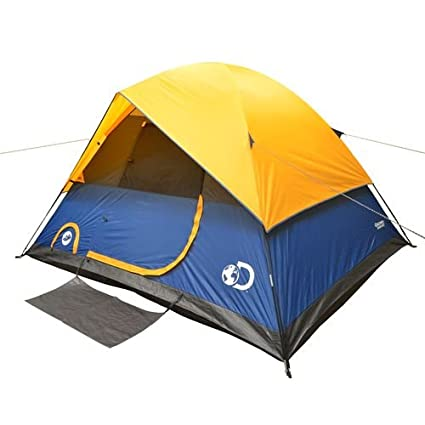 Amazon.com: Discovery Aventuras 6-person Dome tienda de ...