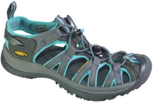 Keen Whisper Women's Walking Sandals - SS17 - 8.5 - Grey