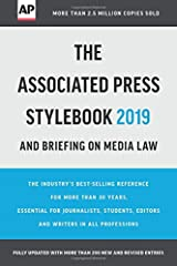 A fully revised and updated edition of the bible of the newspaper industry The style of The Associated Press is the gold standard for news writing. With the AP Stylebook in hand, you can learn how to write and edit with the clarity and profes...