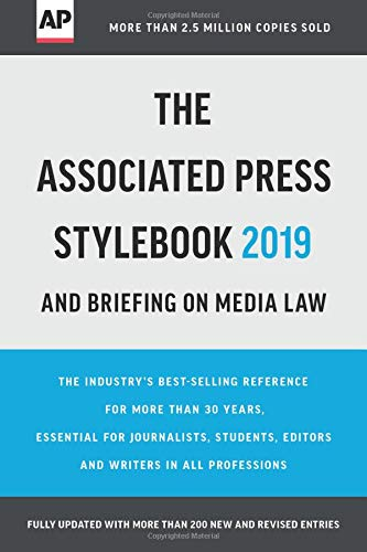 Associated Press Stylebook 2019 Briefing product image
