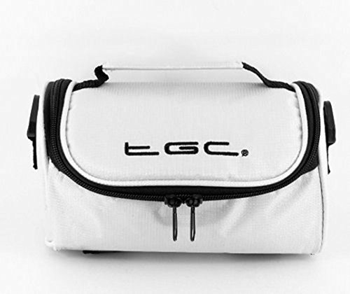 TomTom by Go TGC Sat Nav and Carry Cool 520 with Blue shoulder GPS White Handle strap Case Bag Dreamy rdrwp0xqB