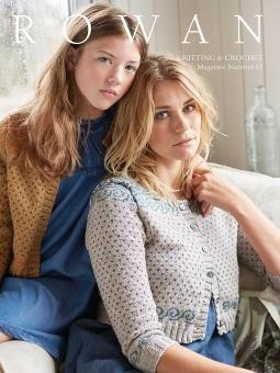(Rowan Knitting and Crochet Magazine 61 Spring 2017 )