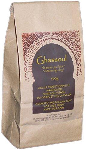 (Ghassoul (Rhassoul) Clay Powder - 500g)