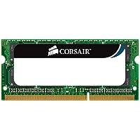 CORSAIR 8 GB (1 x 8 GB) - DDR3 SDRAM - 1600 MHz DDR3-1600/PC3-12800 - Non-ECC - Unbuffered - 204-pin - SoDIMM / CMSO8GX3M1A1600C11 /