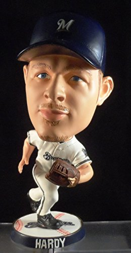2007 J.J. Hardy Milwaukee Brewers Bobblehead