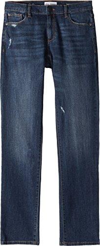 DL1961 Kids Boy's Hawke Skinny Jeans in Castaway (Big Kids) Castaway 18 (Skinny Straight Sleek Jeans)