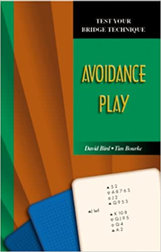 Book Avoidance Play (Test Your Bridge Techniques)