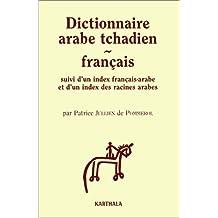 Dictionnaire Arabe Tchadien-francais
