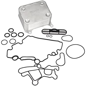 Amazon Com Fits 6 0 Ford Oil Cooler Gasket Kit F250 F350 F450 E250