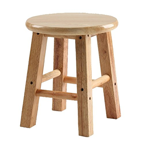 Sigmat Wood Kid Round Stools and Toddler Chair Original ()