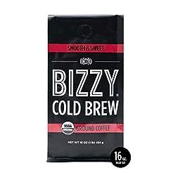 Bizzy Organic Cold Brew Coffee   Smooth ...