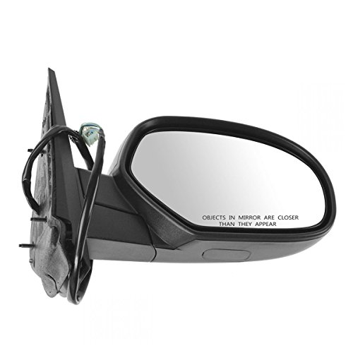 Memory Mirror RH Right Passenger Side for Chevy GMC Truck (Side Power Heated Folding)