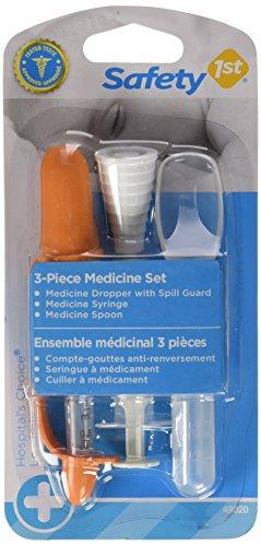Safety First 3 Pc Medicine Set