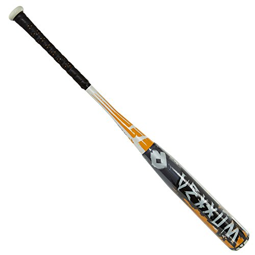 DeMarini Vexxum -3 BBCOR Baseball Bat - In Hottest Men Metal