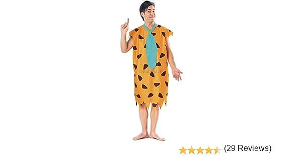 Fred - Disfraz de Picapiedra para hombre, talla XL: Amazon.es ...