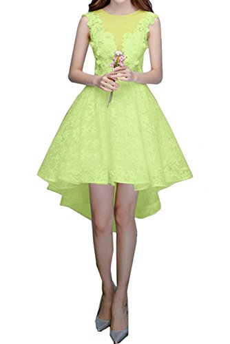 Topkleider - Vestido - trapecio - para mujer Verde