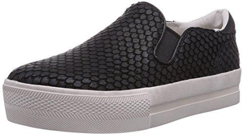 Ash JUNGLE Damen Sneakers Schwarz (black 1000)