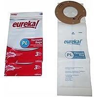 Genuine Eureka PL Vacuum Bag 62389A - 6 Pack